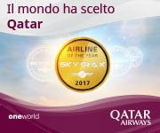Qatar Airways Skytrax 2017