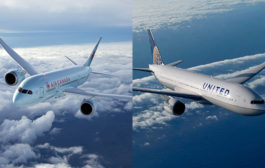 More comfort with Air Canada and United Airlines