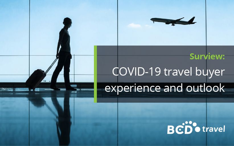 COVID-19: How travel managers are managing the pandemic and preparing for the future