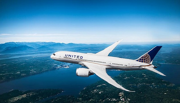 United Airlines is connecting people, uniting the world