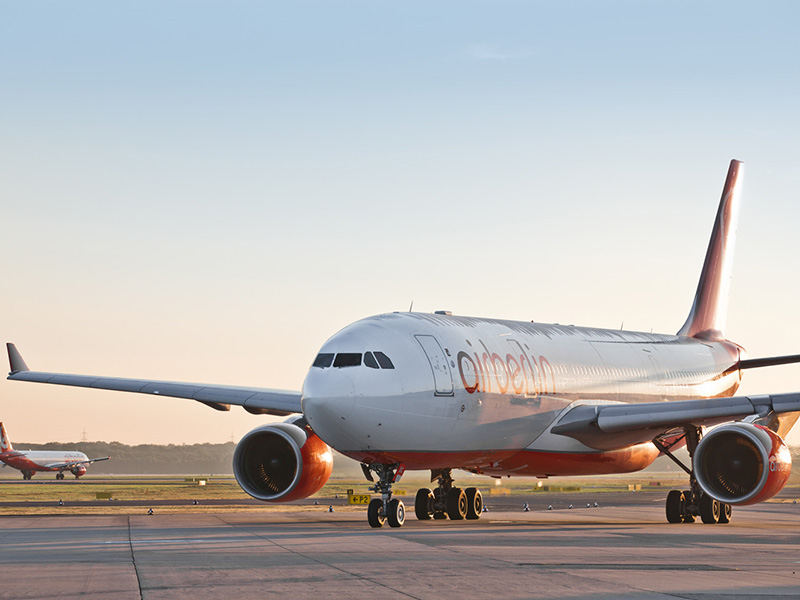 Airberlin adds more flights to the U.S.